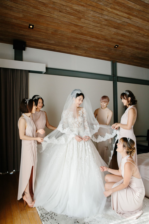 Wedding Catherine & Adrian | nindka photography