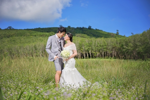 Thailand Wedding Photographer