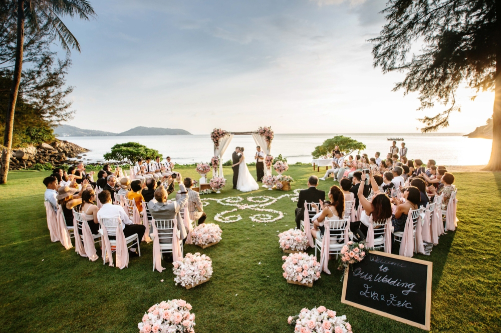 Wedding at the Naka Phuket