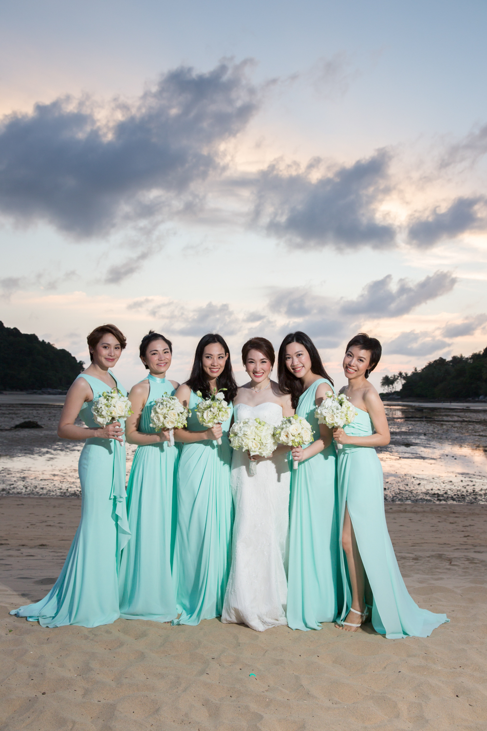 Wedding at Anantara Layan Phuket Resort by Nindka Photography