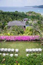 Wedding destination at Andara resort and Villas